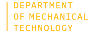 Department of Mechanical Technology