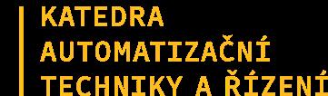 Katedra automatizační techniky a řízení