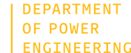 Department of Power Engineering